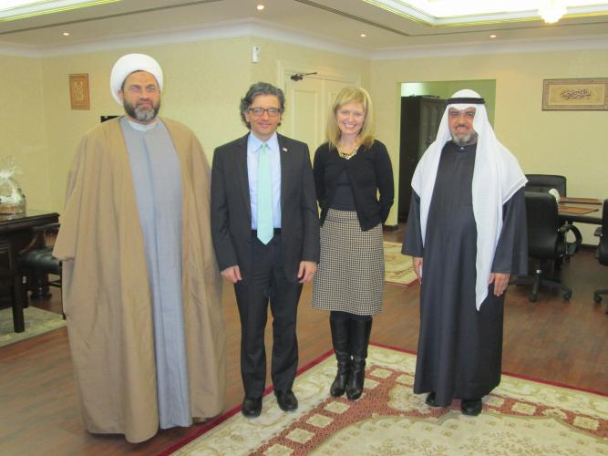 Bahrain Trip, January 2014