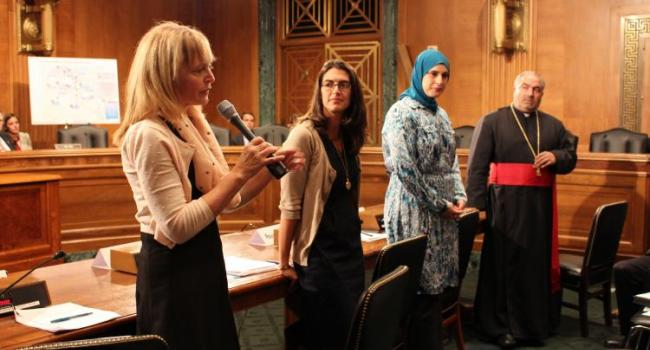 """Senate Human Rights Caucus: """"A Region at Risk: ISIS's Barbaric Tactics in Iraq and Syria,"""" September 10, 2014"""