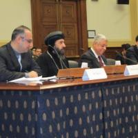 "Hearing before the House Foreign Affairs Joint Subcommittee on ""Human Rights Abuses in Egypt,"" December 10, 2013"