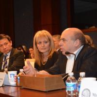Mr. Natan Sharansky, Chairman of the Executive, The Jewish Agency for Israel.