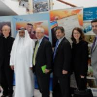 USCIRF delegation meets with the International Islamic Relief Organization