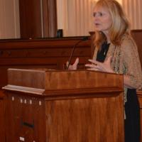 USCIRF Chair Katrina Lantos Swett speaks at Second Annual IRF Roundtable Event, June 27, 2013