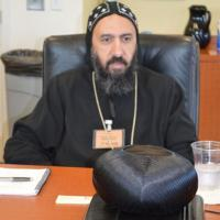 Bishop Angaelos, General Bishop of the Coptic Orthodox Church in the United Kingdom at USCIRF, September 21, 2012