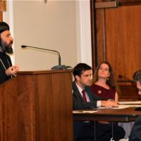 Bishop Angaelos, General Bishop of the Coptic Orthodox Church in the United Kingdom speaking at the International Religious Freedom Caucus Briefing of Coptic Christians in Egypt, September 20, 2012