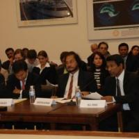 The Panel of Experts at the hearing