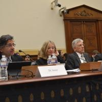 Dr. M. Zuhdi Jasser testifies before a Joint Subcommittee on Religious Minorities in Syria, June 25, 2013