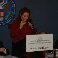 Vice Chair Elizabeth Prodromou