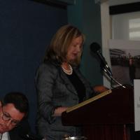 Commissioner Nina Shea