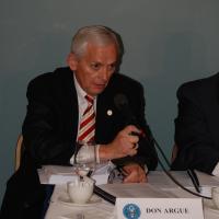 Vice Chair Don Argue
