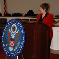 Commissioner Felice Gaer at Hearing on Sudan