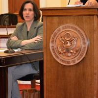Deputy Director for Policy and Research at hill briefing on blasphemy bans, October 22, 2012