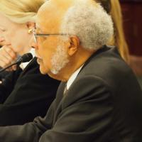 USCIRF Commissioner William Shaw at International Religious Freedom Roundtable, July 12, 2012
