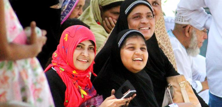 women religious freedom