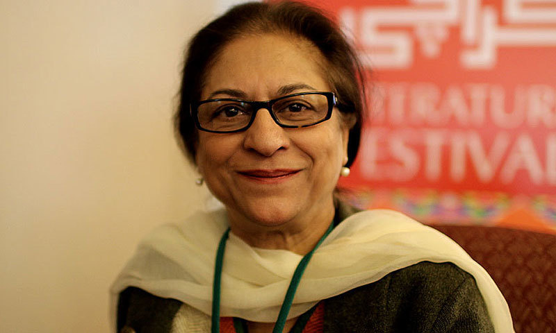 Women rights activists pay tribute to Asma Jahangir