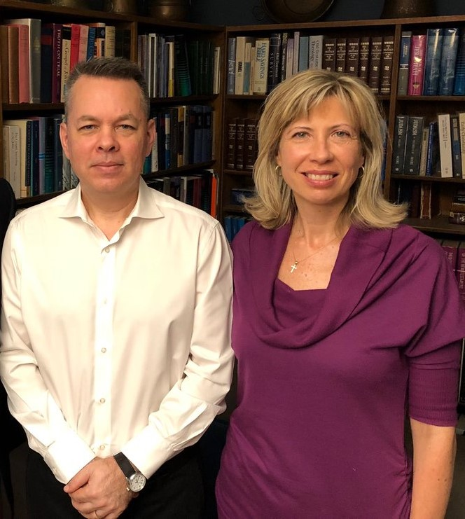 Pastor Andrew Brunson and Wife Depart Turkey | United States Commission on International ...