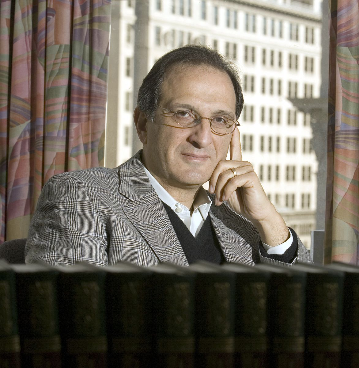 Dr. James J. Zogby Vice Chair